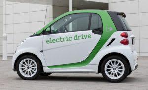 smartfortwoelectricdrive