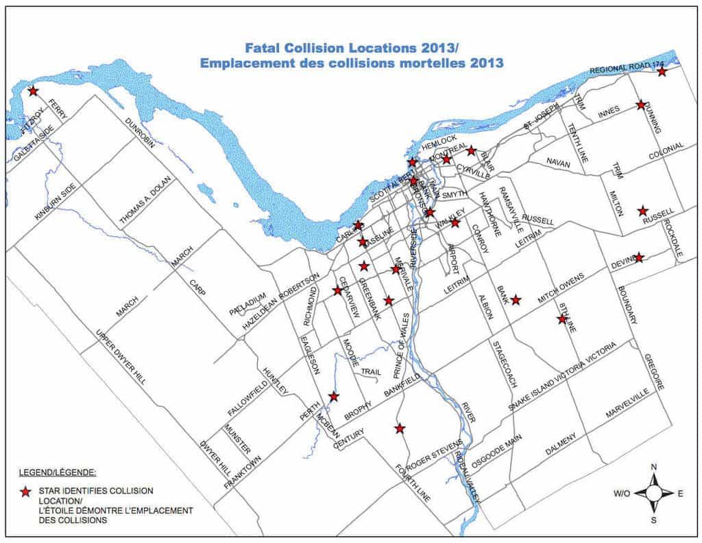 ottawa-fatal_collision_2013-locations