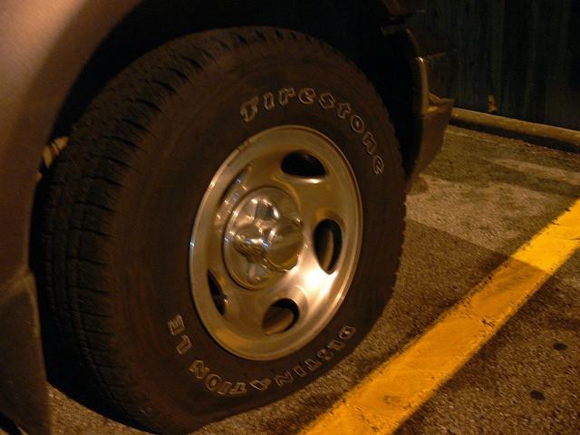 Tire Slashing
