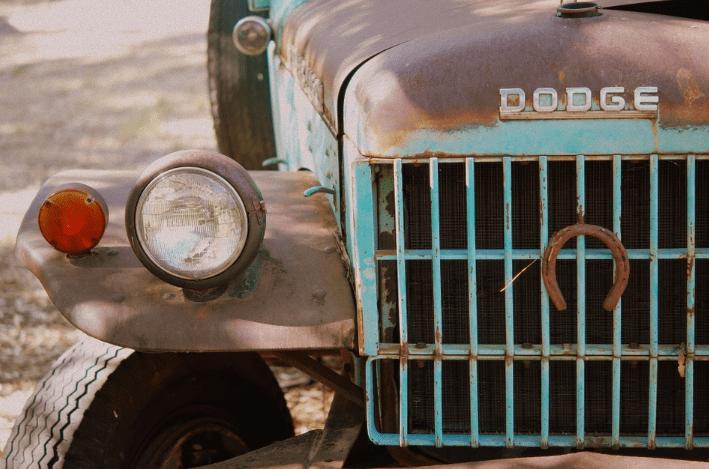 car rust