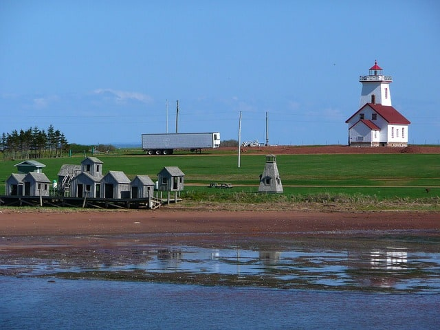 lighthouse-Prince Edward Island