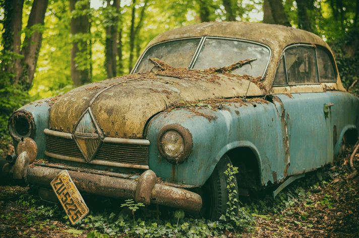vehicle rust