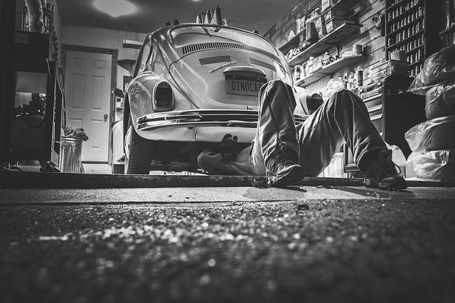 car repair vw