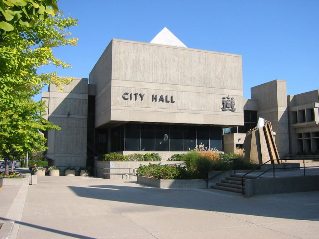Brantford city hall