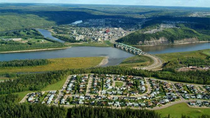 fort mcmurray Alberta