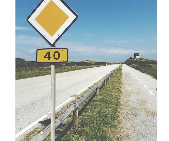 signal road