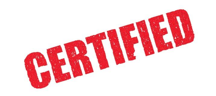Certified Genuine