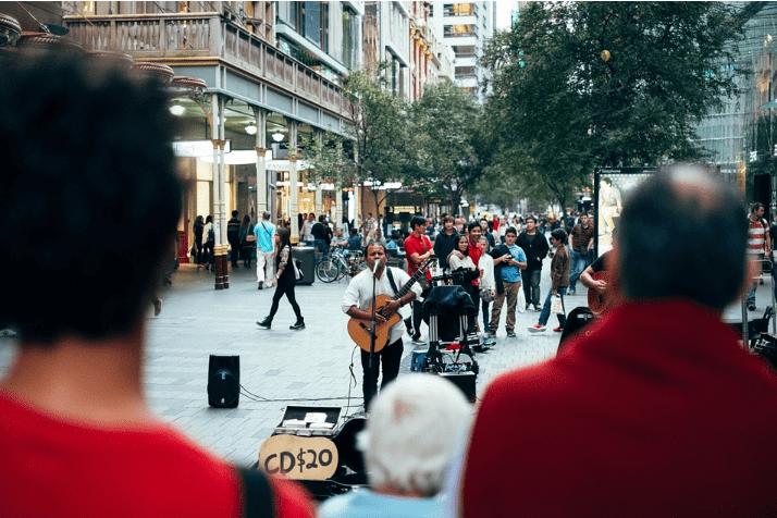 Musicians Shop