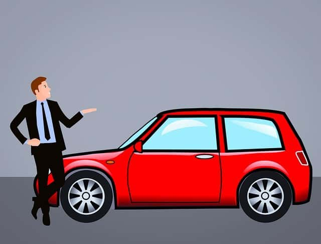 buying auto