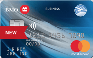 Top 10 best business credit cards canada 2018 stingypig best business canada credit card for no extra card fee bmo air miles no fee business mastercard reheart Images
