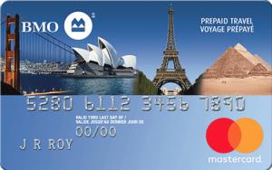 BMO Prepaid Mastercard
