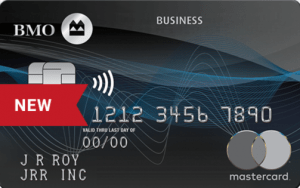 BMO Rewards Business Mastercard
