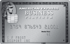 Top 10 best business credit cards canada 2018 stingypig best business canada credit card for no foreign transaction fees business platinum card from american express reheart Images