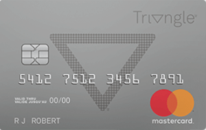 Canadian Tire Triangle Mastercard