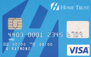Home Trust Secured Visa