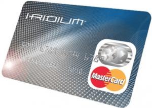 Iridium Prepaid Mastercard