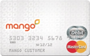 Mango Prepaid Debit Card