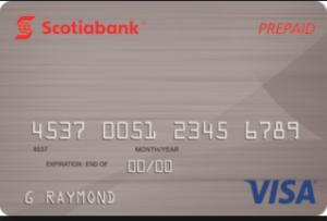 Scotia Prepaid Business Card