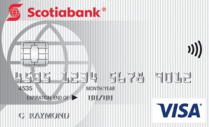 Scotiabank Value No Fee Visa Card