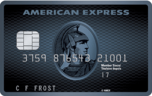 The American Express Cobalt Credit Card